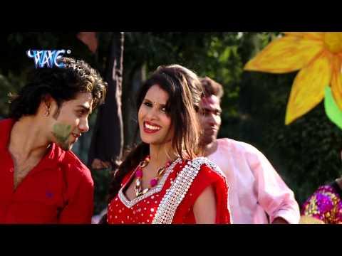 बालम मारा पिचकारी  Hit Holi Song 2014  Rang Barse Bhige Chunarwali  Anu Dubey