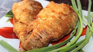Как правильно жарить костлявую рыбу