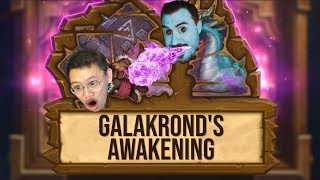 Galakrond's Awakening Chapter 1: The Missing Normal Run | Adventure | Hearthstone
