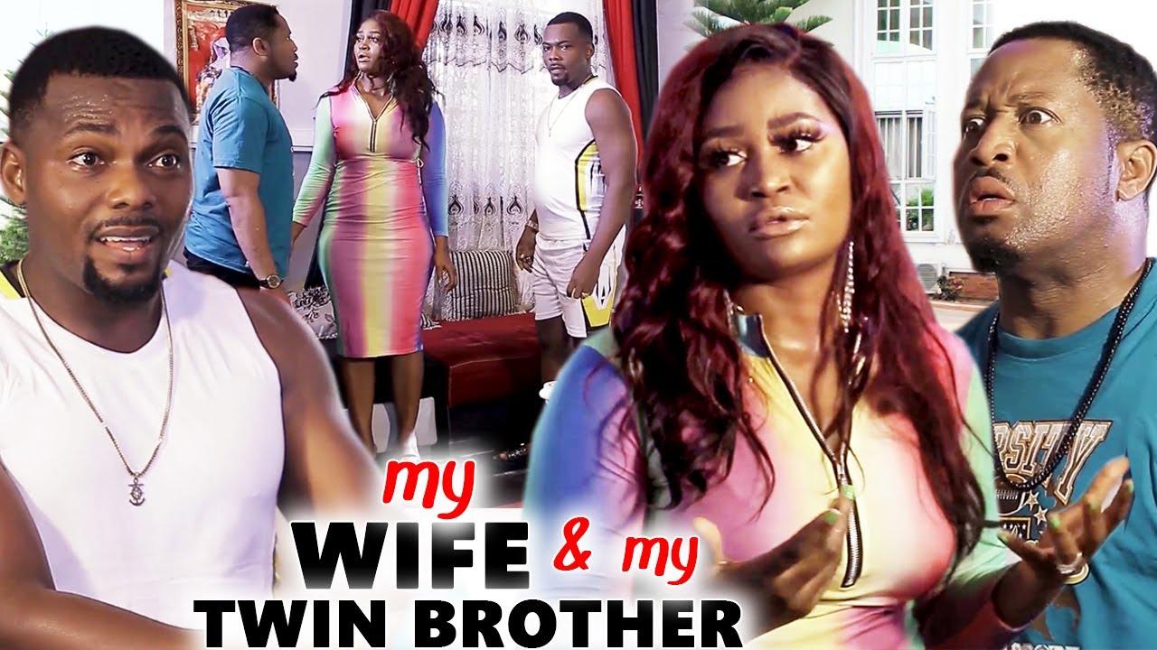 "Download My Wife & My Twin Brother ""New Movie"" Complete 1&2-Chizzy Alichi/Mike Ezuruonye 2021 Nigerian Movie"