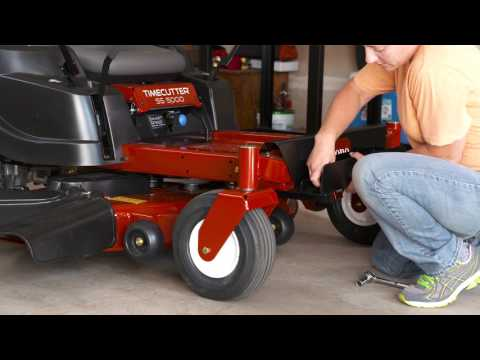 How to Install a Bagging System on your Toro TimeCutter® Zero Turn Mower