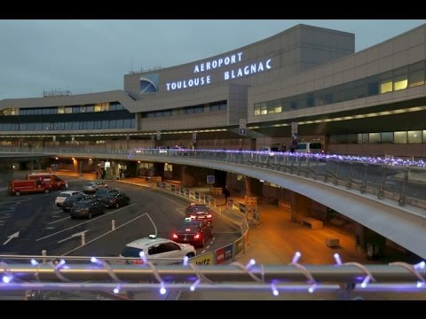 Security Scare At Toulouse-Blagnac Airport