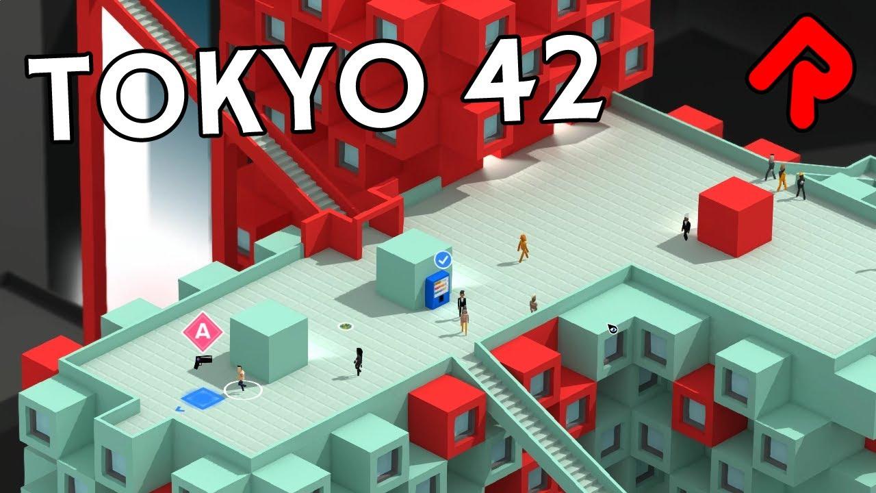Inside the stylish, cyberpunk future of Tokyo 42