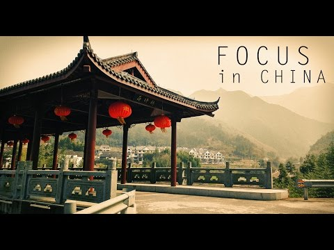 Focus on the next step. Trip to China