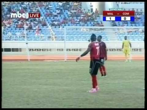 MALAWI VS COMOROS 2ND HALF