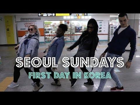 Seoul Sundays: First Day In Korea