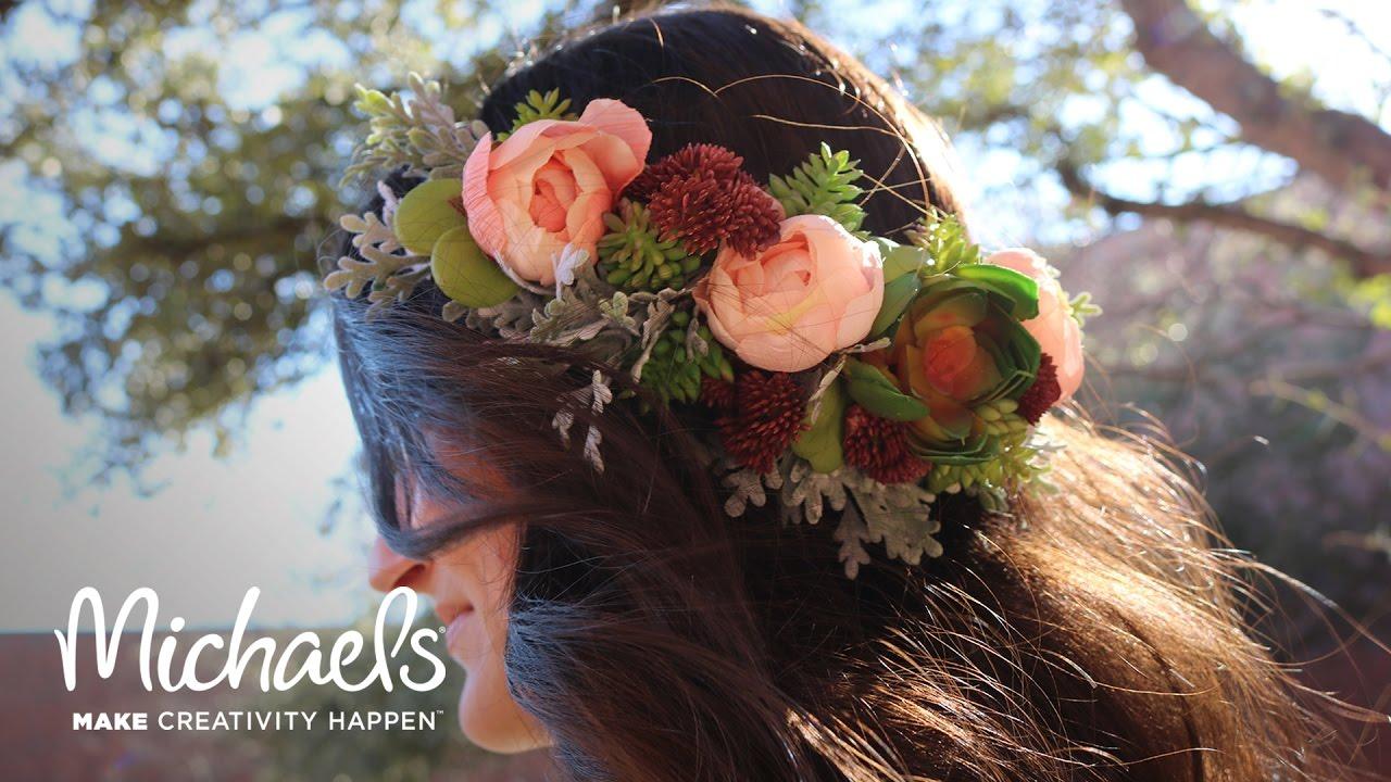 Succulent Flower Crown  6b5ec83b4ea