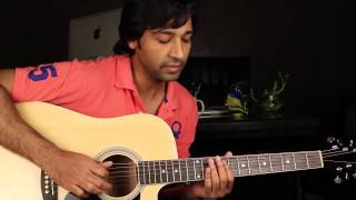 Jaadu teri nazar solo Guitar Lesson in Hindi for Beginners By VEER KUMAR