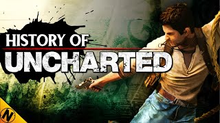 History of Uncharted (2007 - 2020)