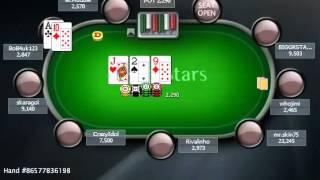 Раздача дня школы PokerStarter: У меня зазвонил телефон(Участвуйте в покерных лигах Школы Покера и поборитесь за часть призового фонда более $44 000: http://www.pokerstarter.org/com..., 2012-09-27T14:19:31.000Z)