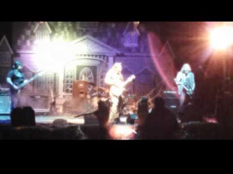 REVEL 9: San Jose  Live @ Fright Fest 2011