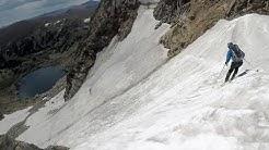 Skiing Colorado Backcountry in Summer: Rollins Pass - Skyscraper Glacier - August 2017
