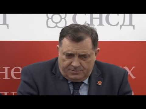 Sutra sastanak SDA, SNSD, HDZ BiH: Stavovi nepromijenjeni, očekivanja ista
