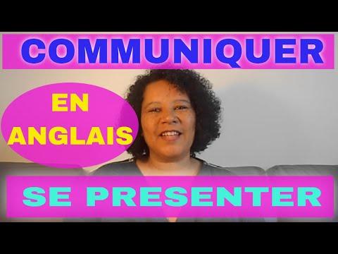 Comment Dire Bonjour En Anglais Se Presenter Et Dire Au Revoir