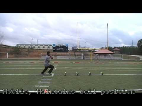 Brent Schaeffer, QB workout--Elite Performer Sports