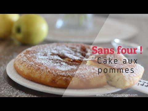 gâteau-aux-pommes-:-cuisson-à-la-poêle