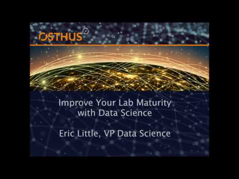 Improve Your Lab Maturity with Data Science