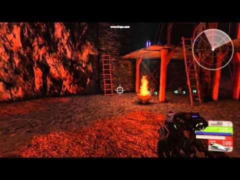 UDK Lava Mine Exploration #1