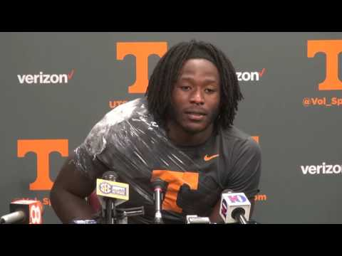 Tennessee Players Post-Game: Texas A&M