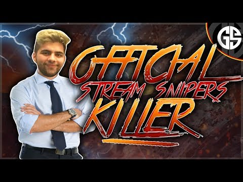 STREAM SNIPERS WHERE ARE YOU? BACK FROM Hospital