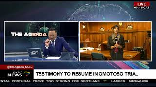 Testimony to resume in Omotoso trial