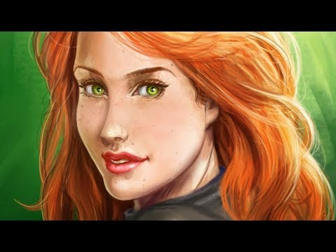 OBL Starter: The Girl With Green Eyes - John Escott