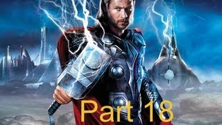 Thor God of Thunder (Wii) Walkthrough 18
