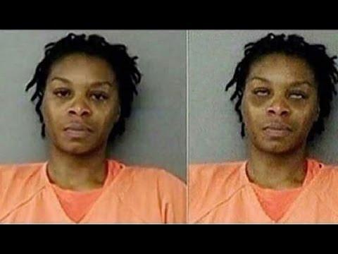 Photoshopping Sandra Bland's Mugshot