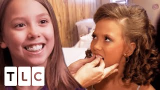 Ill-Fitting Fake Teeth Could Ruin 9-Year-Old's Shot At The Crown | Toddlers & Tiaras