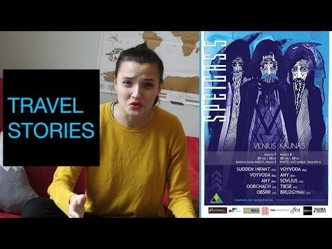 The weirdest party in Vilnius | Travel Stories