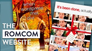 The RomCom Website - Top 5 Worst Websites - Awkward Marketing