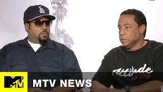Ice Cube Says Eazy-E Taught Us About AIDS | MTV News