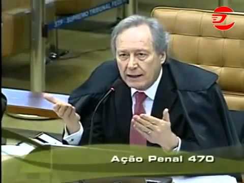 Lewandowski e Barbosa discutem novamente no Supremo Tribunal Federal