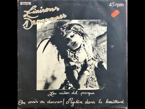 Liaisons Dangereuses - Los Niños Del Parque [1981] HQ HD