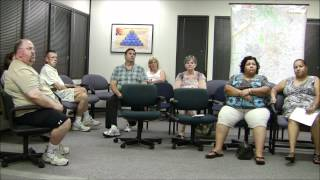Support Group patients discuss protein and supplements