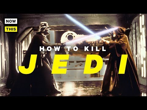 How to Kill Jedi (NO TLJ SPOILERS) | NowThis Nerd
