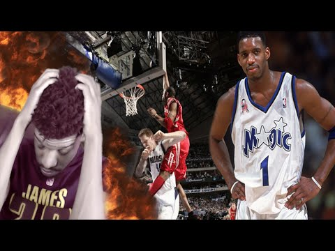NASTIEST DUNKS I'VE EVER SEEN! TRACY MCGRADY TOP 10 DUNKS & PLAYS OF HIS CAREER REACTION!!