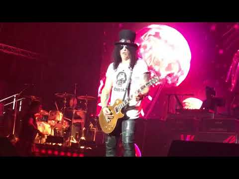 GUNS N ROSES - Estranged live in Malaysia ( 2018/11/14 )