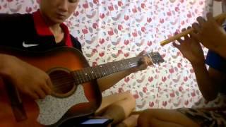 Lệ Tình Guitar & Sáo trúc