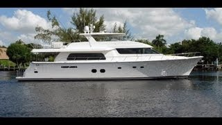 26 North Yachts: 85 Pacific Mariner Yacht For Sale - Hd Video Tour
