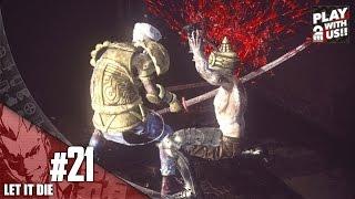 #21【アクション】弟者の「LET IT DIE(レット イット ダイ)」【2BRO.】 thumbnail