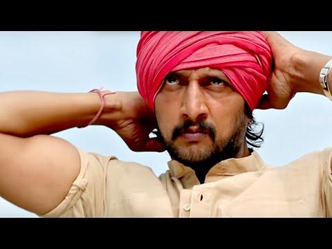 Super Hit Action Scene - Maanikya - Kicha, Ranya Rao - Hit Fighting Scene