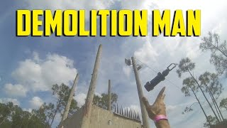 Airsoft - Demolition Man