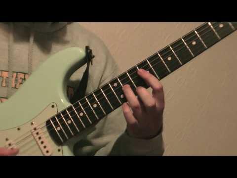 John Mayers Edge Of Desire Tutorial Youtube