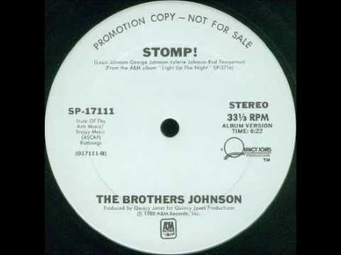 THE BROTHERS JOHNSON - Stomp! (Album Version) HQ
