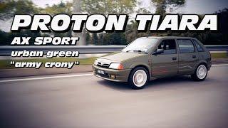 Proton Tiara a.k.a Citroen AX Restored
