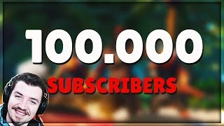 CEKAMO 100 000 SUBSCRIBERA ! - Fortnite Customi sa Vama