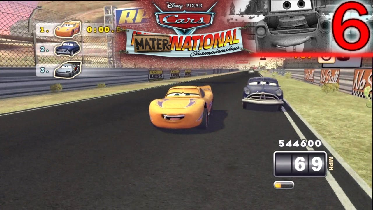 Car Race Video Game Youtube