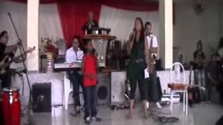 LUCIANA MENDES CONQUISTANDO O IMPOSSIVEL ELITE MUSICAL UNIDADE MEIER