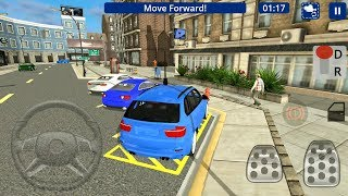 The Art of Car Parking - Driving Simulator 2018 - Android Gameplay FHD